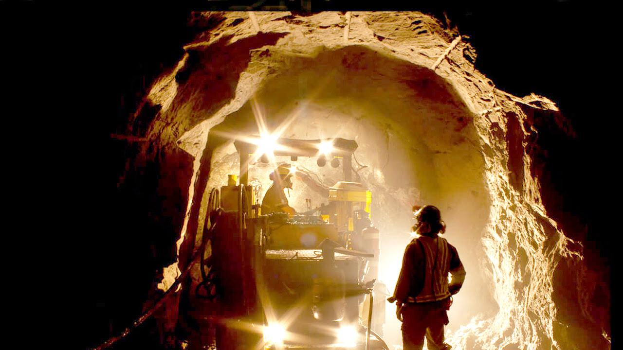 Actividad minera en el país. MINERA-PA.COM